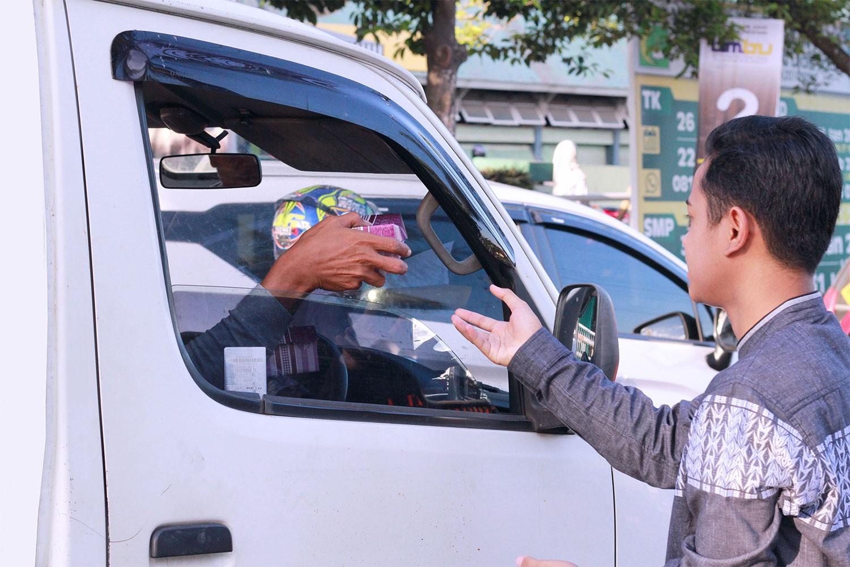 Takjil On The Road, Berbagi Keberkahan di Bulan Suci Ramadhan
