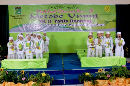 Hubbul Quran TK IT Yabis