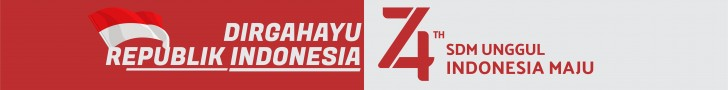 HUT RI Ke 74 SDM Unggul Indonesia
