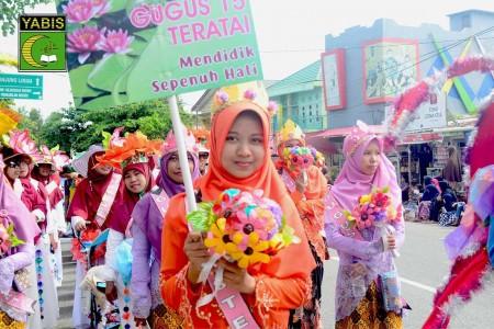 Bontang City Carnival Tahun 2017