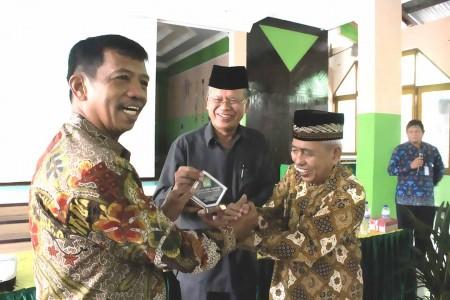 Kunjungan Rombongan Kerja Sulawesi Selatan Barru