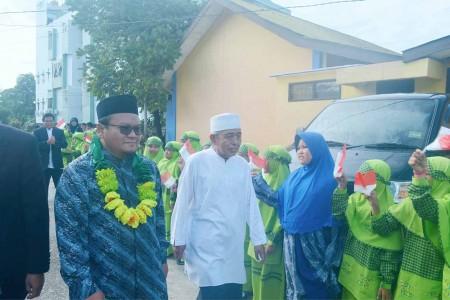 Kunjungan Naib Presiden Malaysia Ke Yayasan Yabis