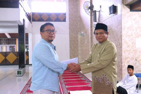 Safari Ramadhan Departemen Maintenance Electrical PT.BADAK